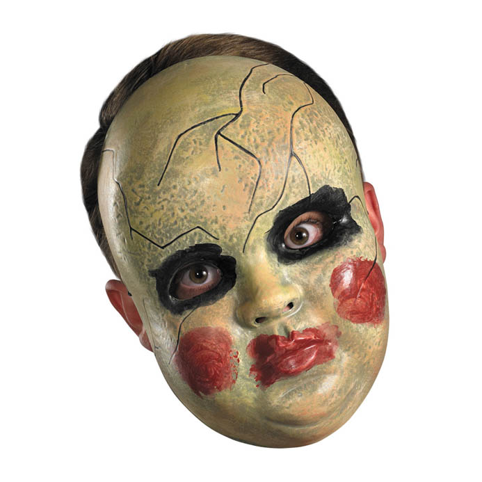 Doll Face Mask - Bing images